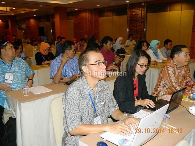 Pembukaan Workshop APSSI berlangsung Meriah