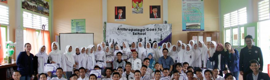 Anthropology Goes to School 2017