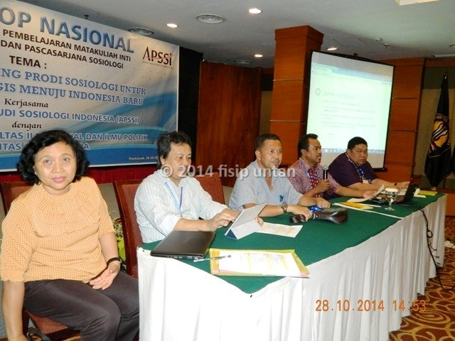 Workshop Nasional APSSI di Pontianak