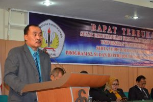 Wisuda Untan Periode IV Tahun Akademik 2015/2016