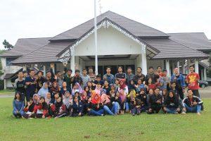 Membangun Kekerabatan melalui Inisiasi Mahasiswa Antropologi